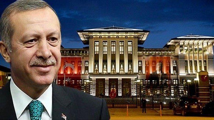 İşte Cumhurbaşkanı Erdoğan'ın 2018'deki maaşı.