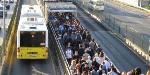 İBB'den metrobüs açıklaması