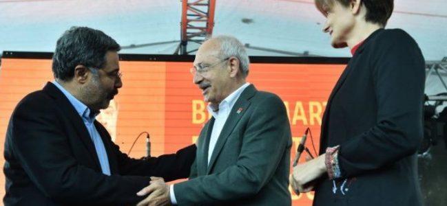 Edebiyat Günlerinde Kılıçdaroğlu Sürprizi.