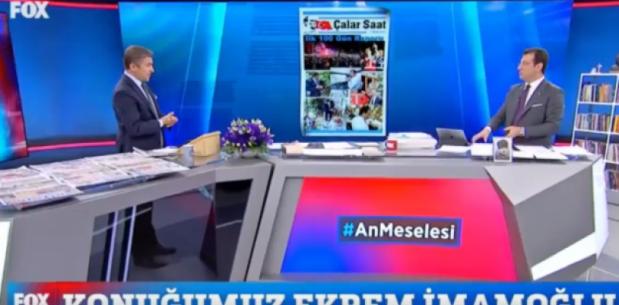 İmamoğlu: İstanbul'a depremi bir gün bile unutturmayacağım
