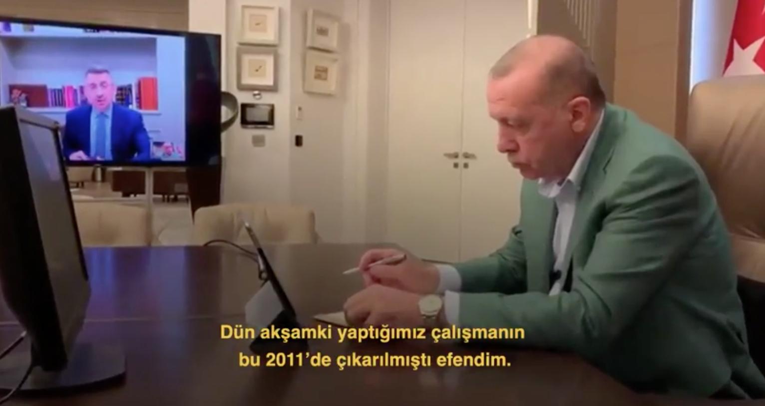 Ziya Selçuk sordu, Erdoğan yanıtladı.