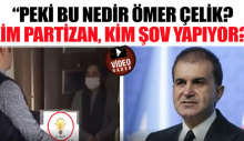 CHP'den AKP Sözcüsü Ömer Çelik'e videolu yanıt!