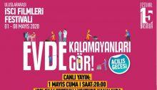 İşçi Filmleri Festivali Başlıyor!