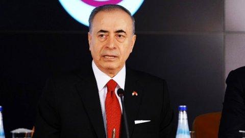 Galatasaray Başkanı'nın sağlık durumu hakkında yeni gelişme
