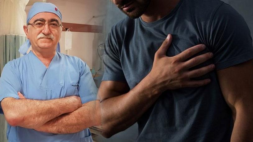 Sönmez: Koronavirüs ani kalp durmasına yol açabilir