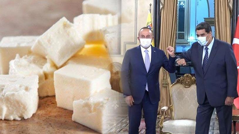 Venezüella'dan sıfır gümrük vergisiyle peynir ithal edilecek