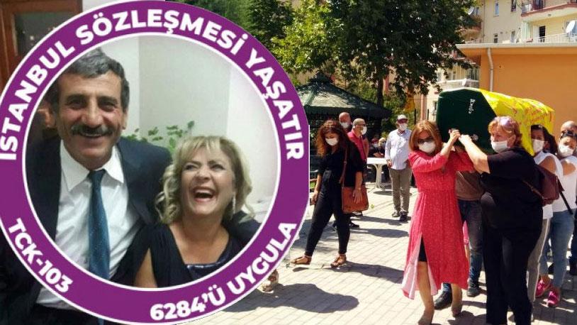 Son notu 'İstanbul Sözleşmesi yaşatır' olmuştu!