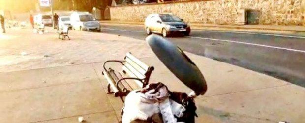 TARABYA SAHİLİ'NDE 'PES' DEDİRTEN İDDİA