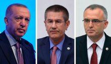 Bloomberg: İstifa sonrası Erdoğan'ın konutunda buluştular