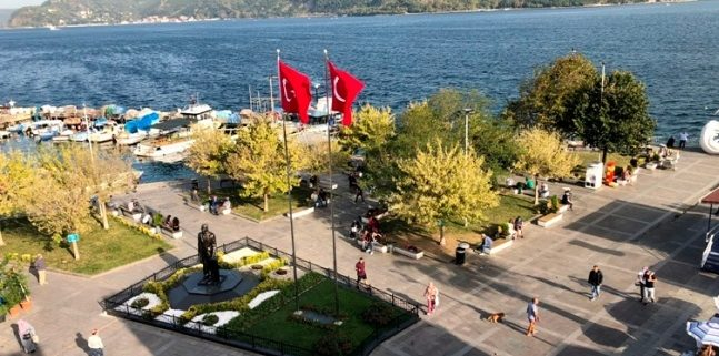 İstanbul'un en temiz havasına sahip ilçesi Sarıyer
