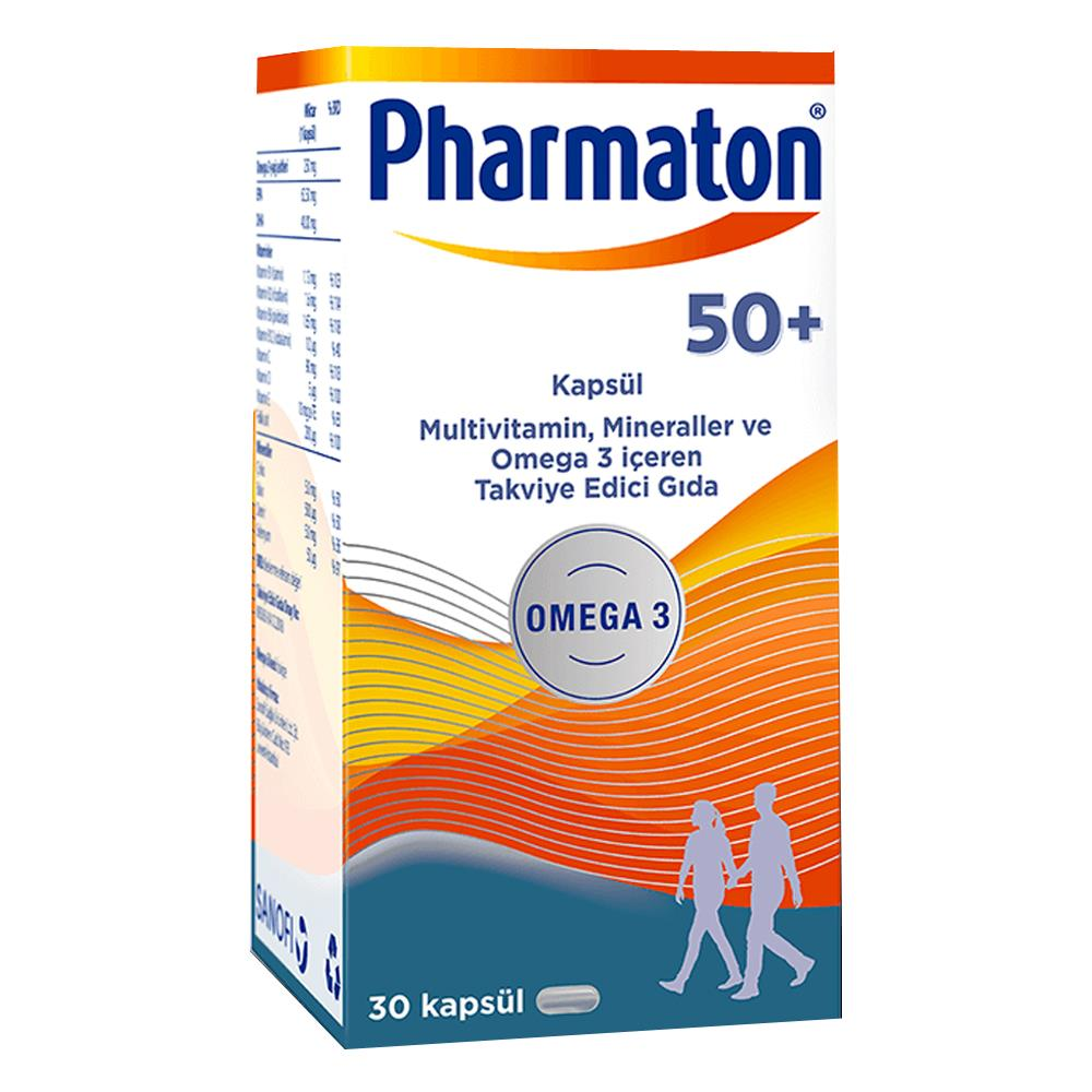 Pharmaton Ürünleri