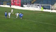 Sarıyer 3 golle yıkıldı! İstifalar geldi…