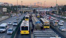 İstanbul'da toplu taşıma yasağı hakkında yeni karar!