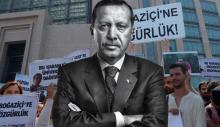 Boğaziçili öğrencilerden Erdoğan'a açık mektup