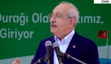 Kılıçdaroğlu: Bu konuda çok kararlıyım, azimliyim