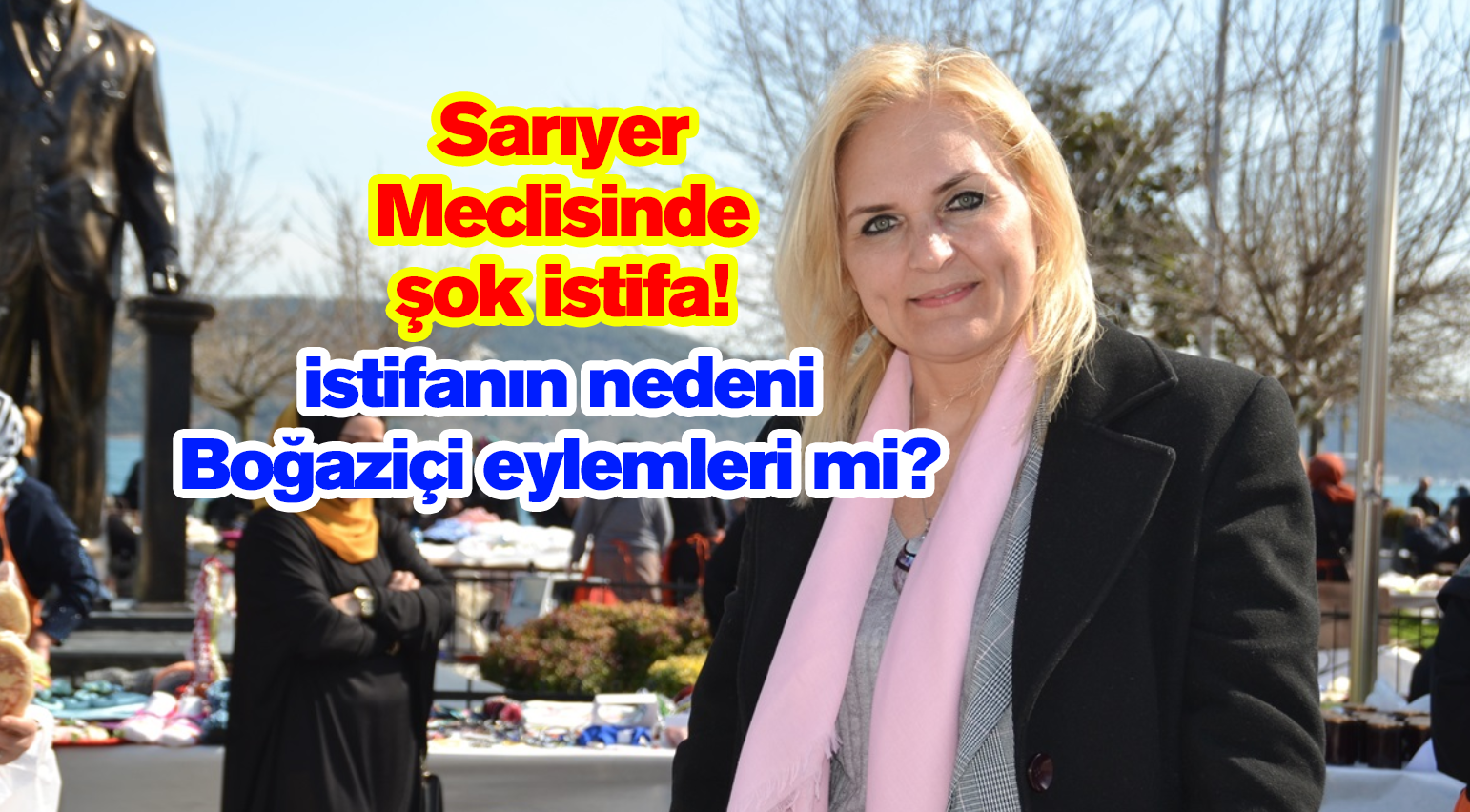 Sarıyer Meclisi'nde istifa şoku!