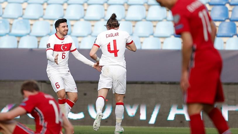 A Milli Takım, Norveç karşısında 3 puanı 3 golle aldı.