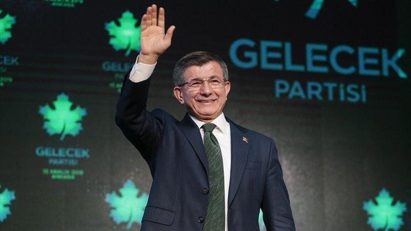 Davutoğlu Partisinin Sarıyer kongresinde konuştu.