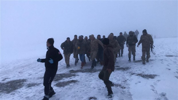 Bitlis'te askeri helikopter düştü: 11 asker hayatını kaybetti