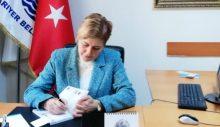 Bahçeköy Kemer muhtarı Fulya Bayram babasını kaybetti.