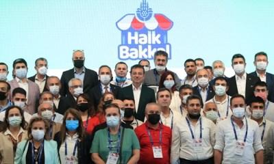 İmamoğlu'nun Halk Bakkal projesi hayata geçti.