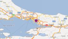 İstanbul'da deprem! Büyüklüğü açıklandı