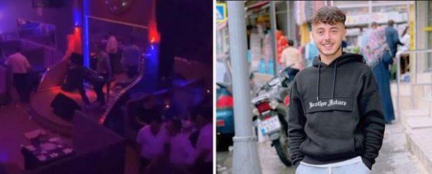 Sarıyer'de pavyon cinayeti. 19 yaşında öldürüldü!