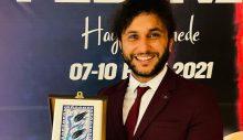 Sarıyer Belediye Tiyatrosu Oyuncusuna Genç Yetenek Ödülü